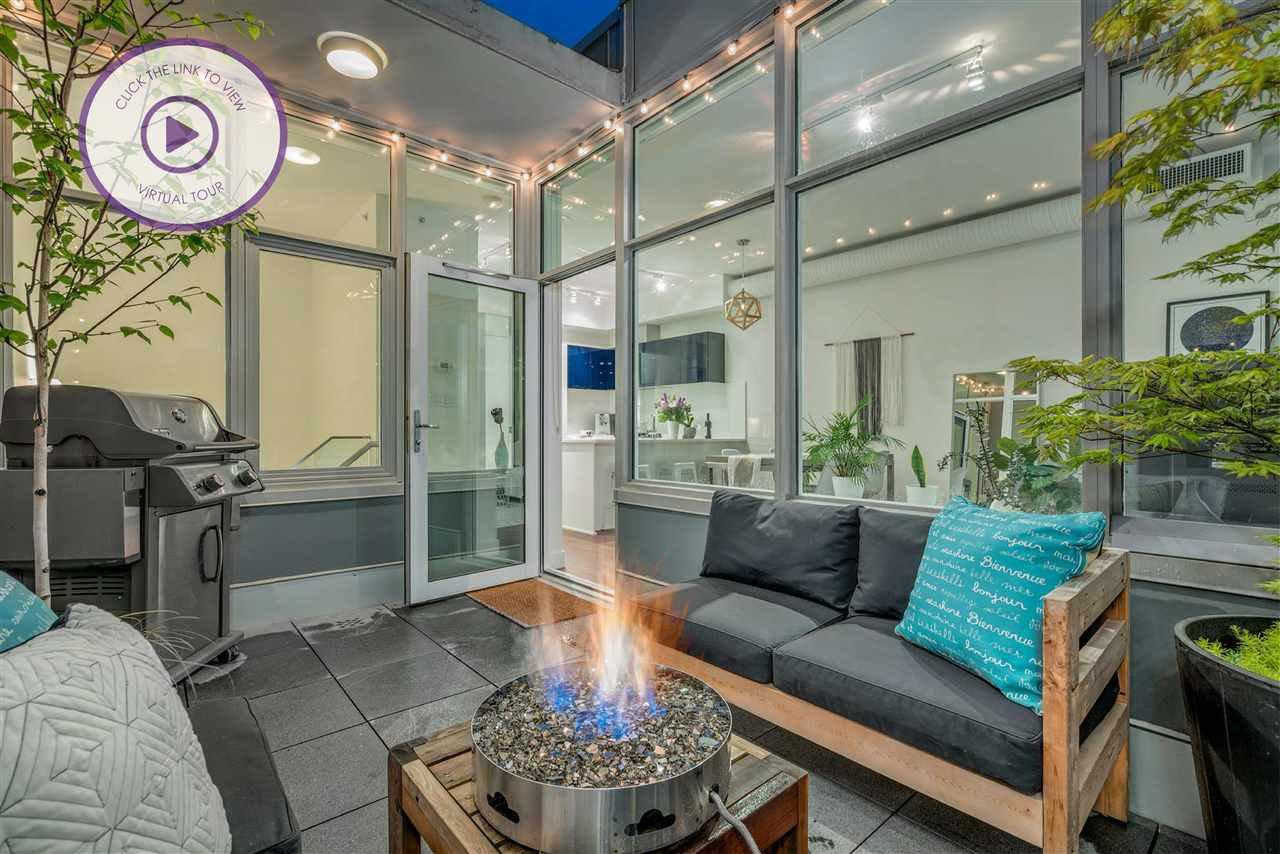 "Main Photo: 713 108 E 1ST Avenue in Vancouver: Mount Pleasant VE Condo for sale in ""Meccania"" (Vancouver East)  : MLS®# R2264676"