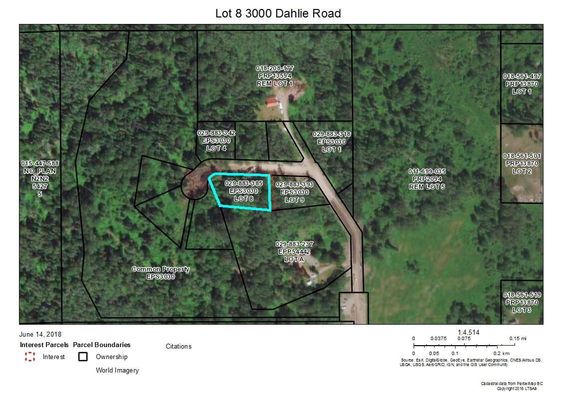 "Main Photo: 8 3000 DAHLIE Road in Smithers: Smithers - Rural Land for sale in ""Mountain Gateway Estates"" (Smithers And Area (Zone 54))  : MLS®# R2280427"