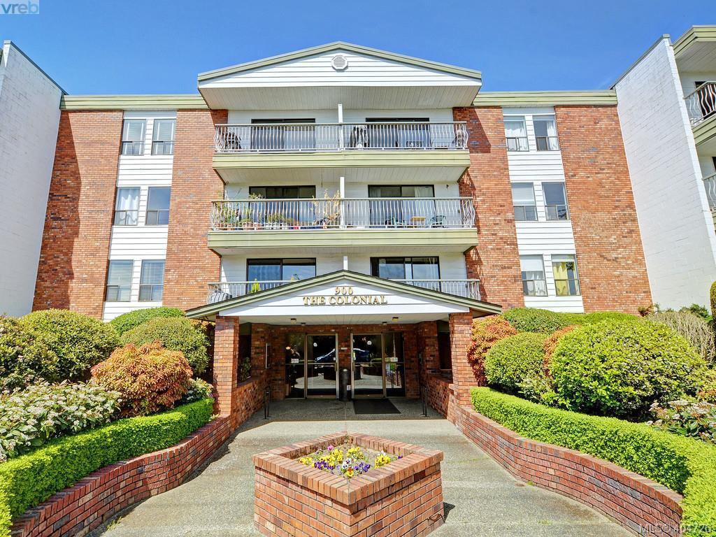 Main Photo: 306 900 Tolmie Avenue in VICTORIA: SE Quadra Condo Apartment for sale (Saanich East)  : MLS®# 404726