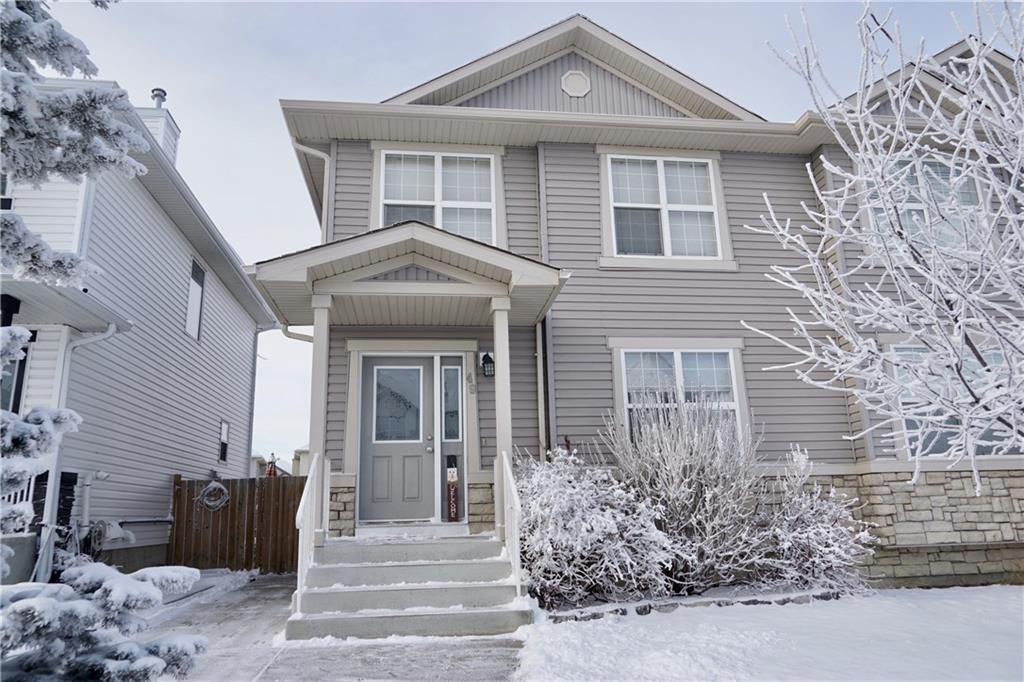 Main Photo: 49 SADDLEBROOK Common NE in Calgary: Saddle Ridge Semi Detached for sale : MLS®# C4223039