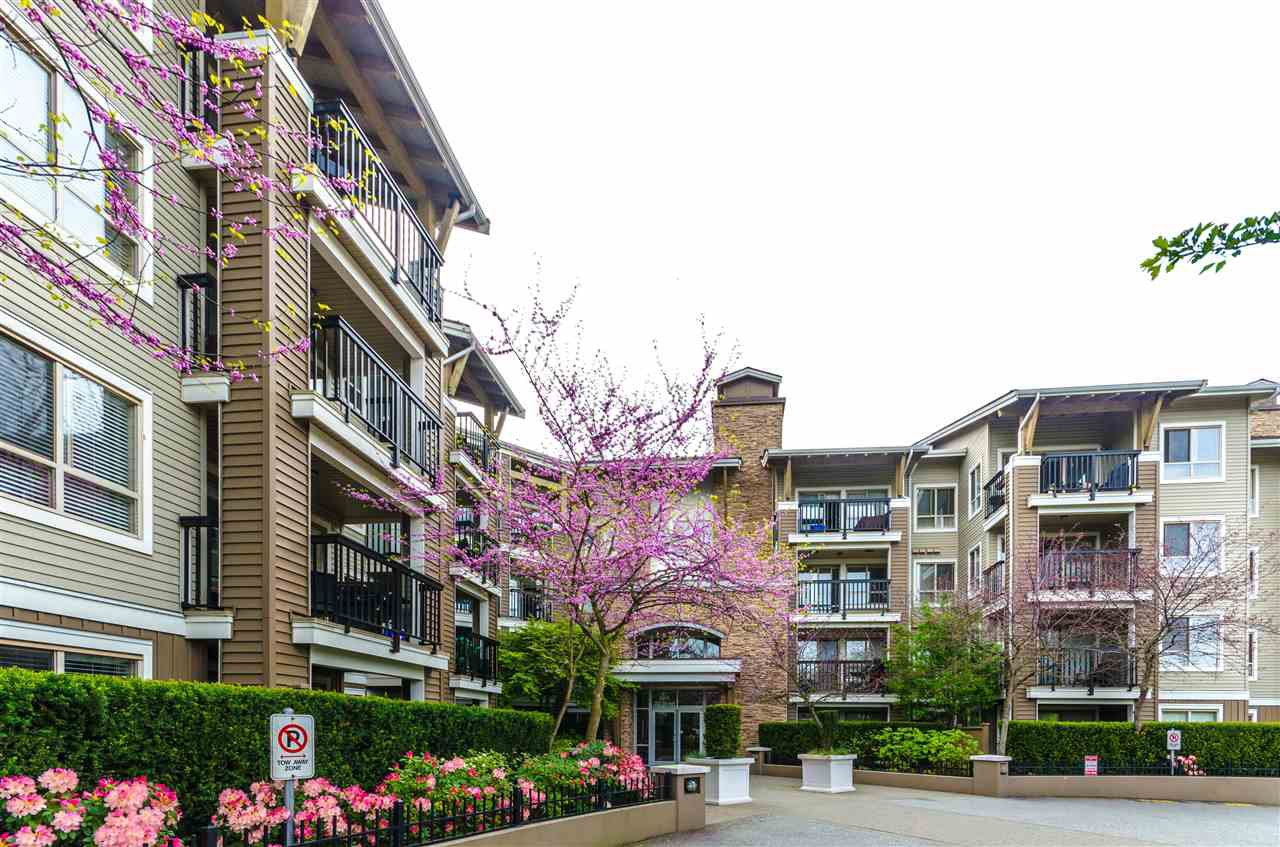Main Photo: 313 8915 202 Street in Langley: Walnut Grove Condo for sale : MLS®# R2366312