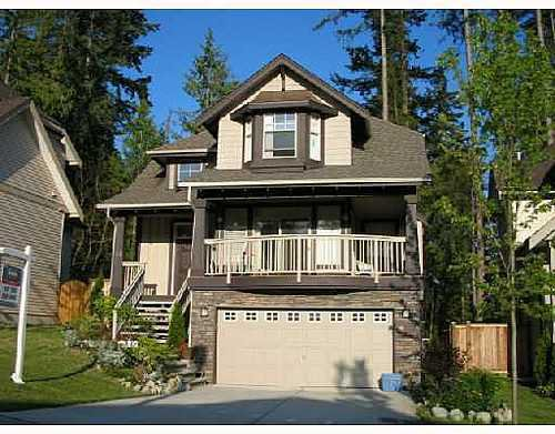 Main Photo: 33 500 FOREST Parkway in Port Moody: Home for sale : MLS®# V653568