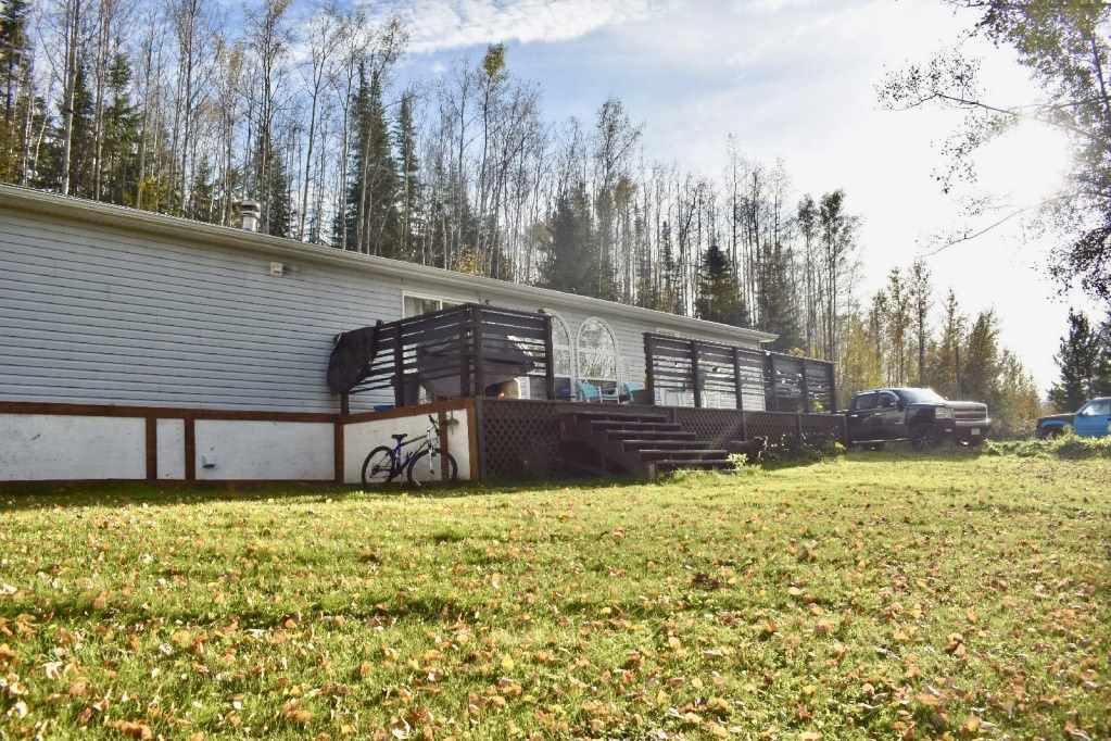 """Main Photo: 3640 EAGLEVIEW Road in Prince George: Shelley Manufactured Home for sale in """"Shelley"""" (PG Rural East (Zone 80))  : MLS®# R2417592"""
