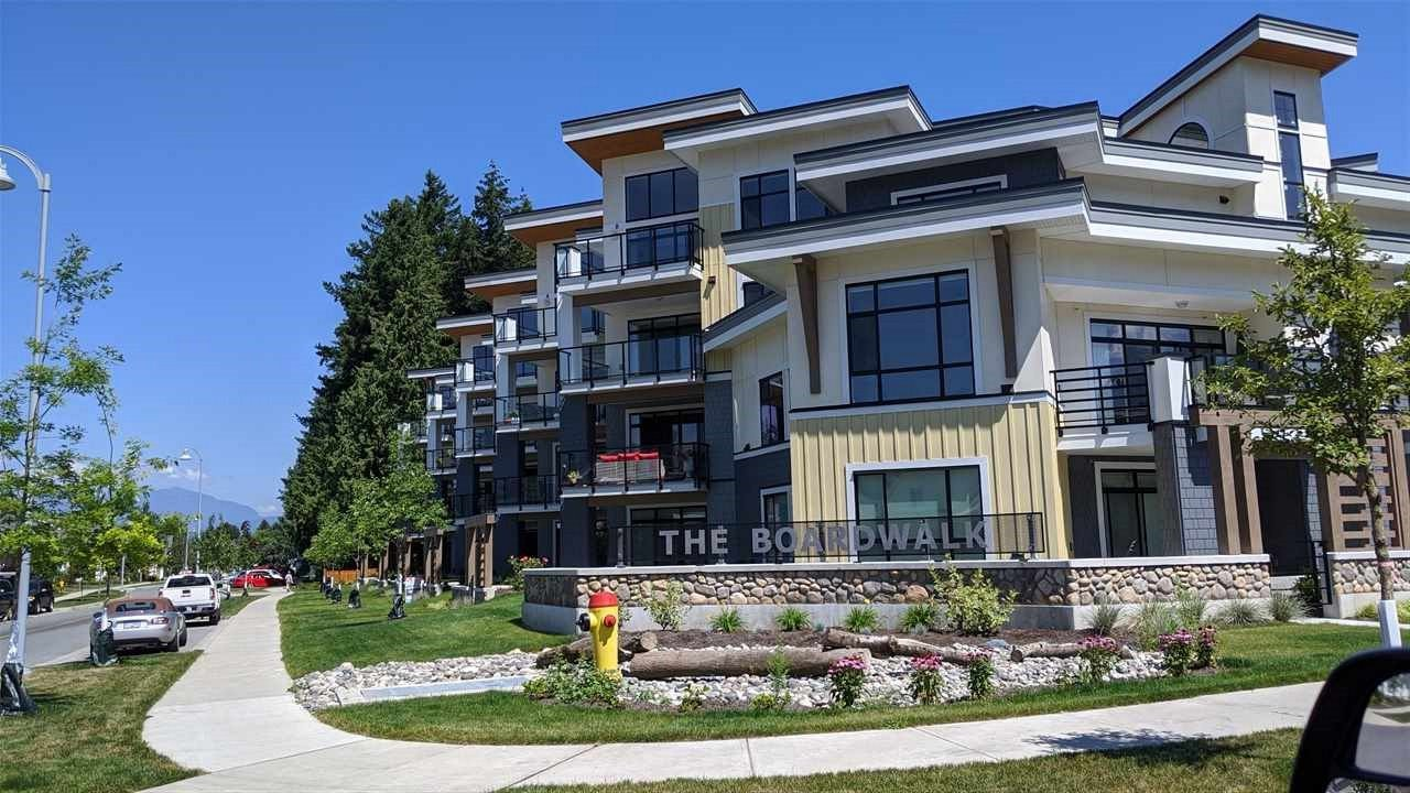 """Main Photo: 402 5384 TYEE Lane in Chilliwack: Vedder S Watson-Promontory Condo for sale in """"The Boardwalk at Rivers Edge"""" (Sardis)  : MLS®# R2522059"""