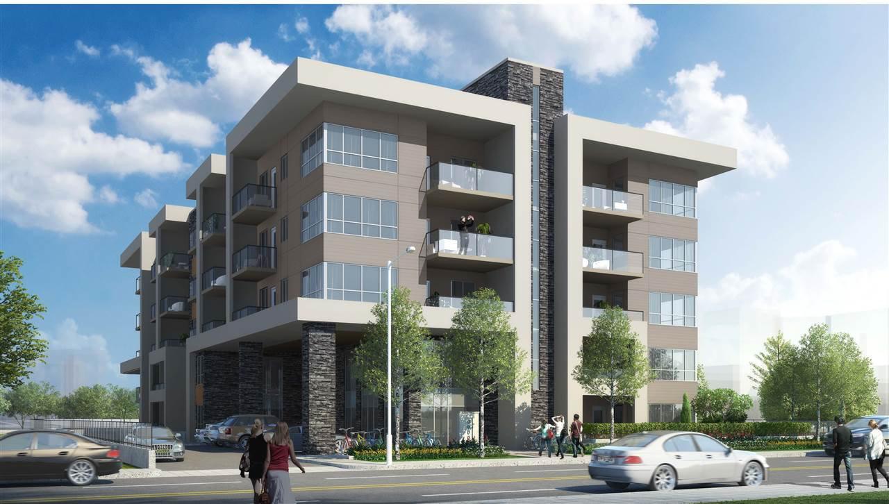 "Main Photo: 305 11917 BURNETT Street in Maple Ridge: East Central Condo for sale in ""The Ridge"" : MLS®# R2523027"