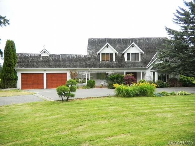 Main Photo: 2231 Koksilah Rd in DUNCAN: Du Cowichan Station/Glenora House for sale (Duncan)  : MLS®# 579033