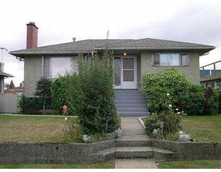 Main Photo: 6950 BURFORD ST in Burnaby: House for sale (Upper Deer Lake)  : MLS®# V642326