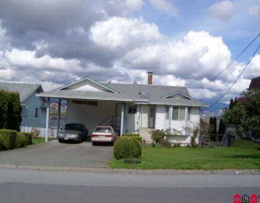 "Main Photo: 12191 101A AV in Surrey: Cedar Hills House for sale in ""CEDAR HILLS"" (North Surrey)  : MLS®# F2608119"