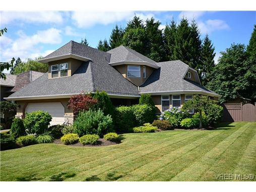 Main Photo: 784 Wesley Court in Victoria: SE Cordova Bay Single Family Detached for sale (Saanich East)  : MLS®# 313255
