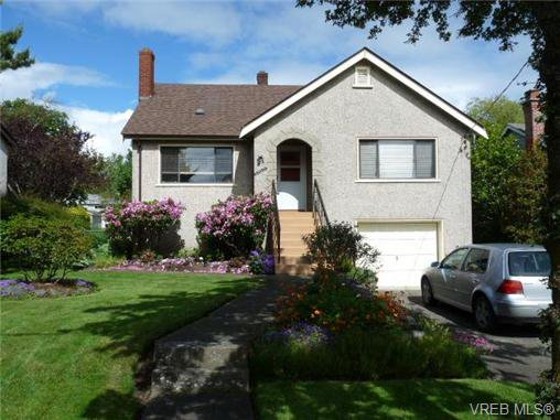 Main Photo: 3090 Balfour Avenue in VICTORIA: Vi Burnside Residential for sale (Victoria)  : MLS®# 324283