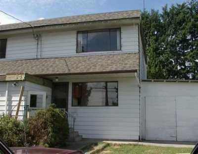 Main Photo: 803 ALDERSON AV in Coquitlam: Coquitlam West House 1/2 Duplex for sale : MLS®# V602046