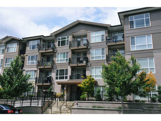 "Main Photo: 201 2343 ATKINS Avenue in Port Coquitlam: Central Pt Coquitlam Condo for sale in ""PEARL"" : MLS®# V1070597"