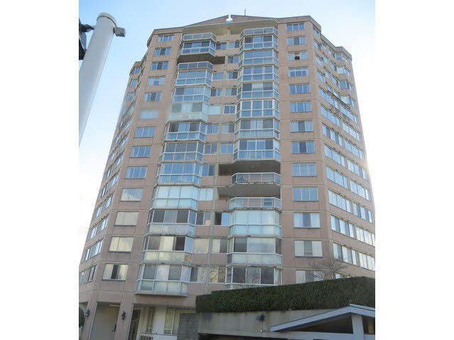 "Main Photo: 406 11881 88 Avenue in Delta: Annieville Condo for sale in ""KENNEDY HEIGHTS TOWER"" (N. Delta)  : MLS®# F1446153"