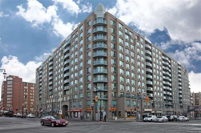 Main Photo: 808 109 E Front Street in Toronto: Moss Park Condo for lease (Toronto C08)  : MLS®# C3362918
