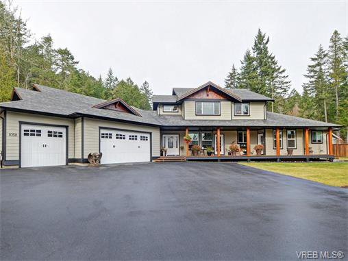 Main Photo: 1058 Summer Breeze Lane in VICTORIA: La Happy Valley Single Family Detached for sale (Langford)  : MLS®# 373751