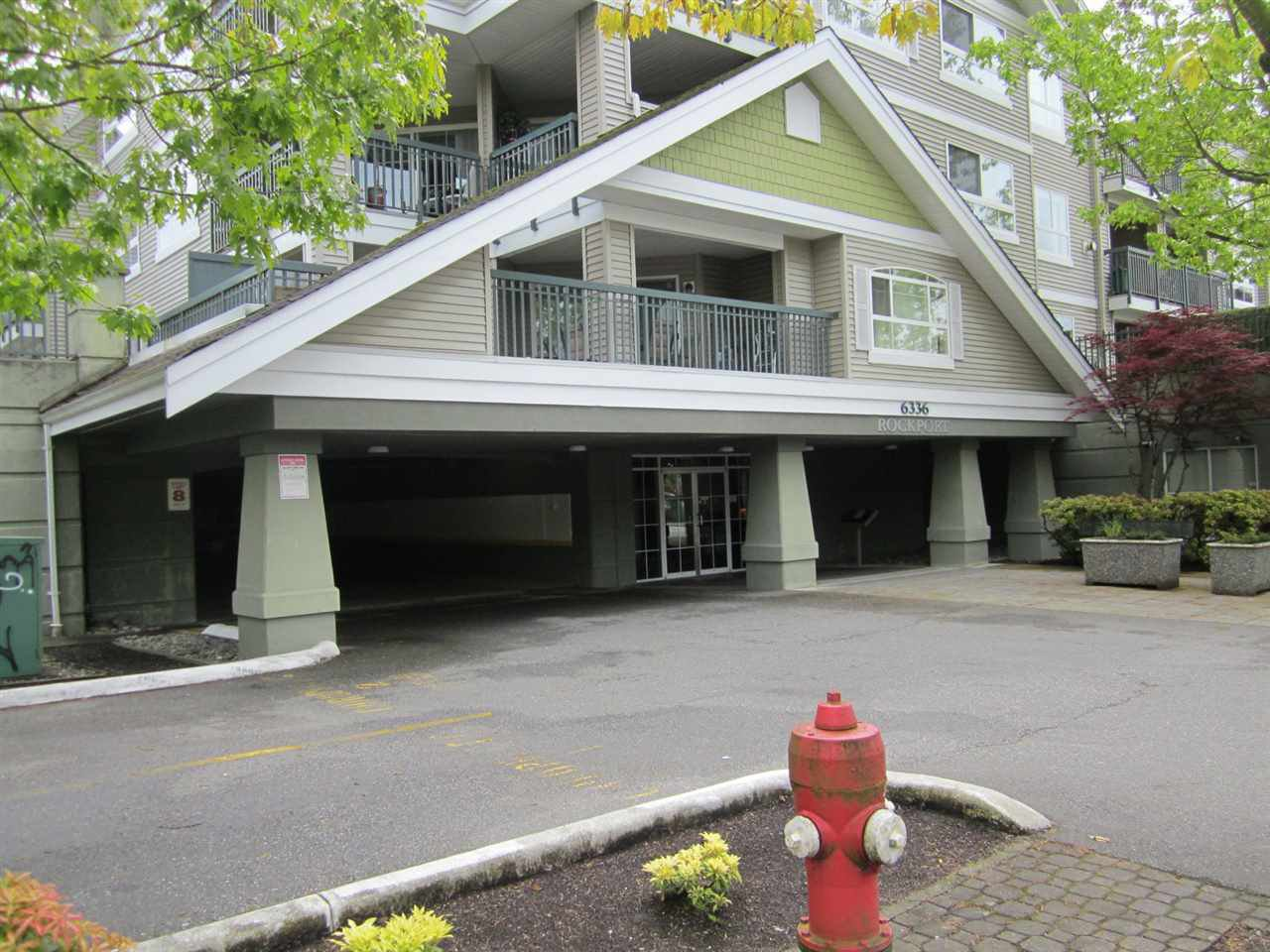 "Main Photo: 313 6336 197 Street in Langley: Willoughby Heights Condo for sale in ""The Rockport"" : MLS®# R2166525"