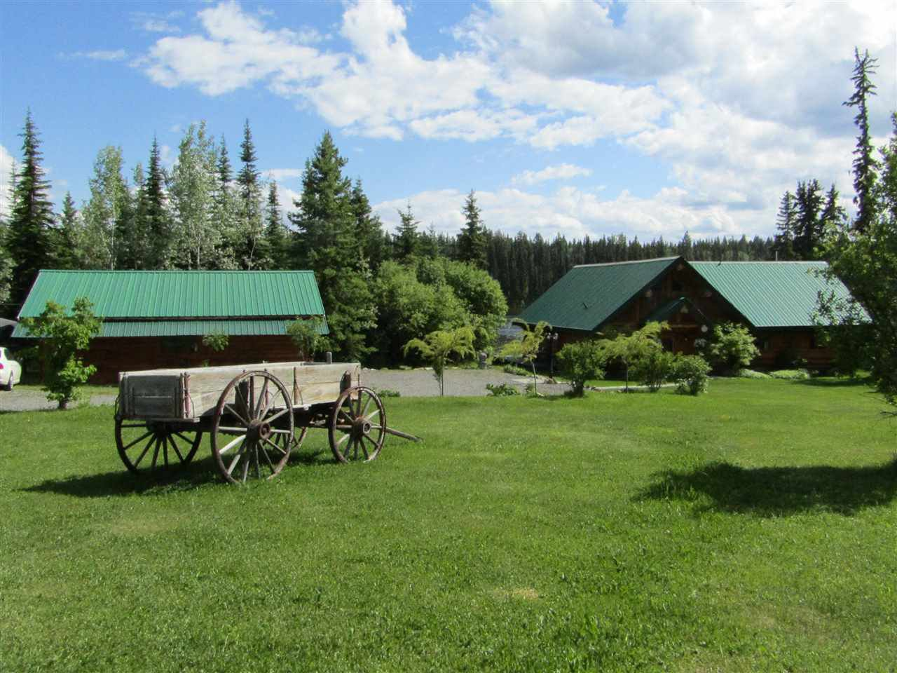 Main Photo: 3350 LIKELY Road in Williams Lake: Williams Lake - Rural East House for sale (Williams Lake (Zone 27))  : MLS®# R2178040