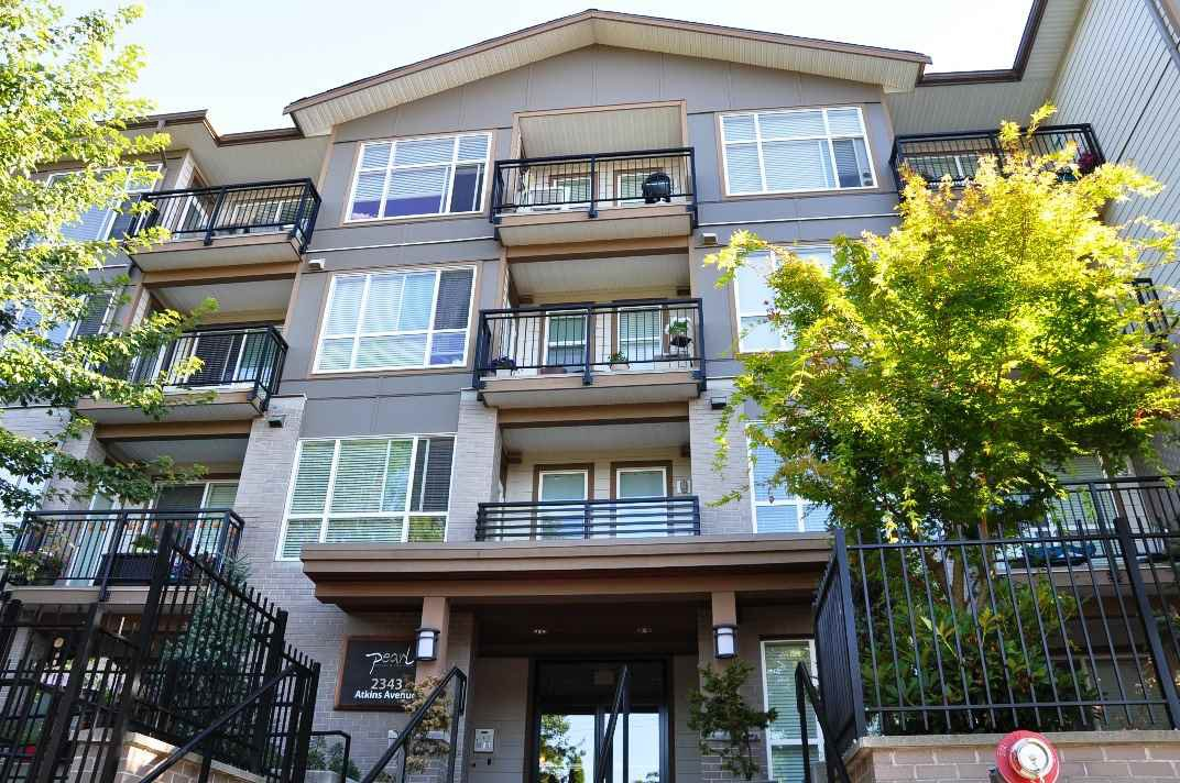Main Photo: 103 2343 ATKINS Avenue in Port Coquitlam: Central Pt Coquitlam Condo for sale : MLS®# R2197287