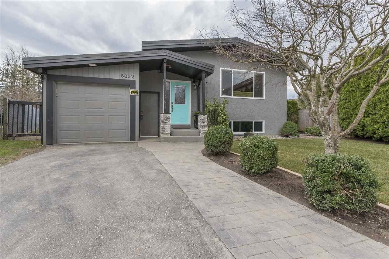 Main Photo: 6052 GLENGARRY DRIVE in Sardis: Sardis West Vedder Rd House for sale : MLS®# R2248002