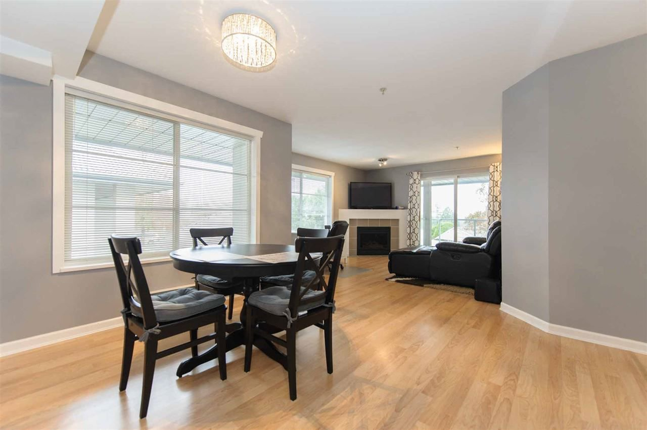 "Main Photo: 314 11519 BURNETT Street in Maple Ridge: East Central Condo for sale in ""Stanford Gardens"" : MLS®# R2252076"
