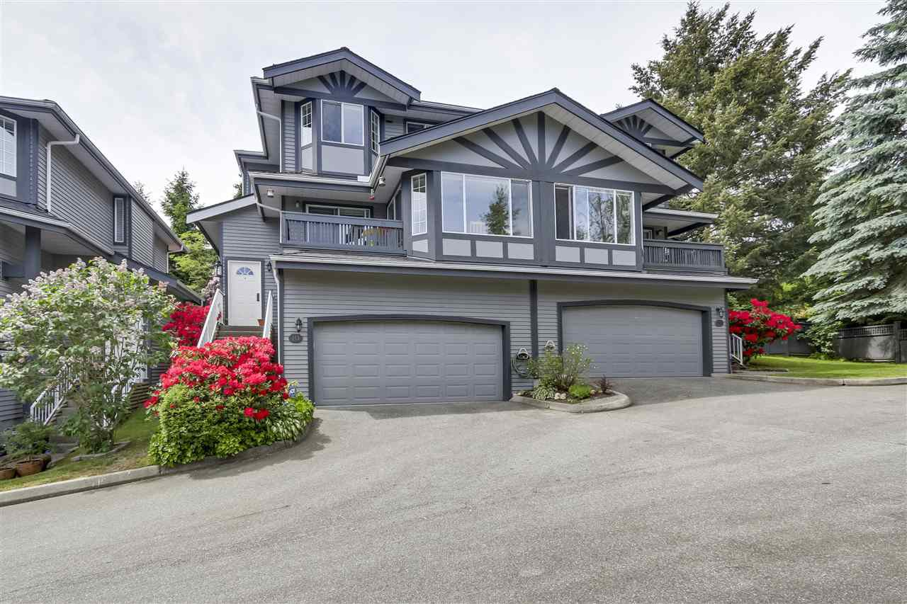 Main Photo: 115 1685 PINETREE Way in Coquitlam: Westwood Plateau Townhouse for sale : MLS®# R2274210