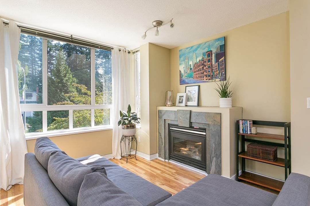 "Main Photo: 317 7383 GRIFFITHS Drive in Burnaby: Highgate Condo for sale in ""EIGHTEEN TREES"" (Burnaby South)  : MLS®# R2304231"