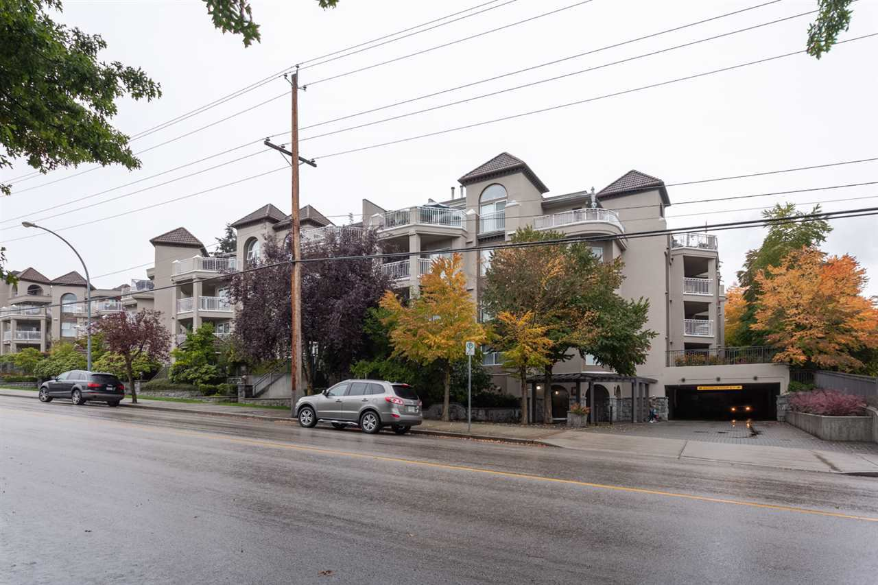 """Main Photo: 111 519 TWELFTH Street in New Westminster: Uptown NW Condo for sale in """"KINGSGATE"""" : MLS®# R2308990"""