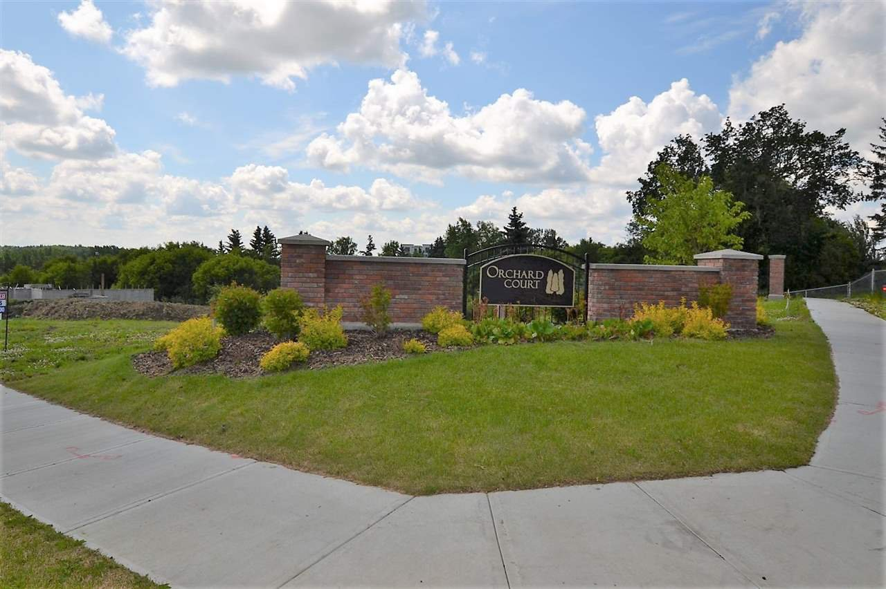 Main Photo: 104 ORCHARD Court: St. Albert Vacant Lot for sale : MLS®# E4133936