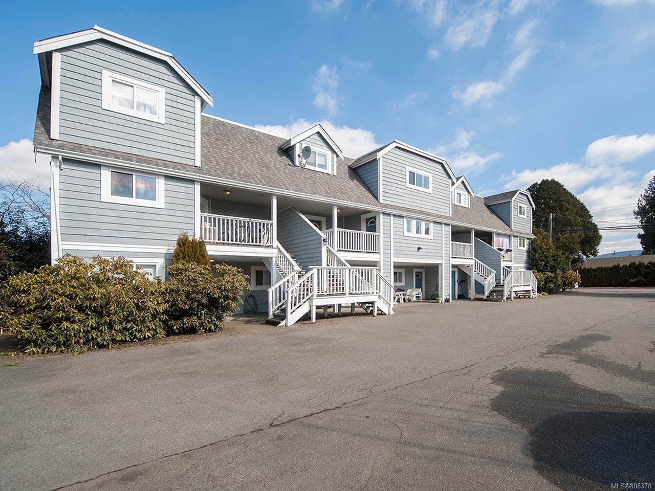 Main Photo: 7 5788 Howard Ave in DUNCAN: Du East Duncan Row/Townhouse for sale (Duncan)  : MLS®# 806370