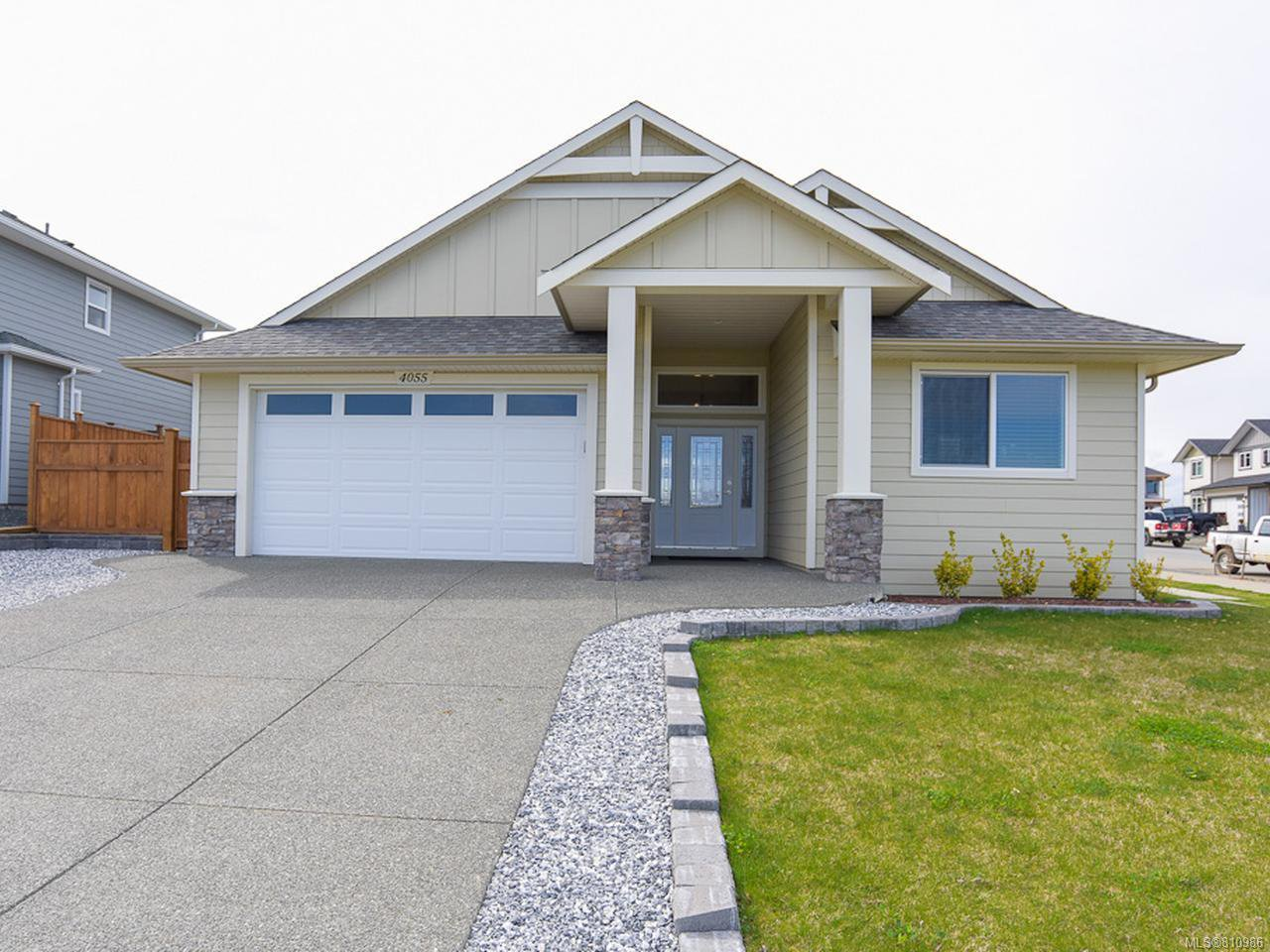 Main Photo: 4055 CHANCELLOR Crescent in COURTENAY: CV Courtenay City House for sale (Comox Valley)  : MLS®# 810986