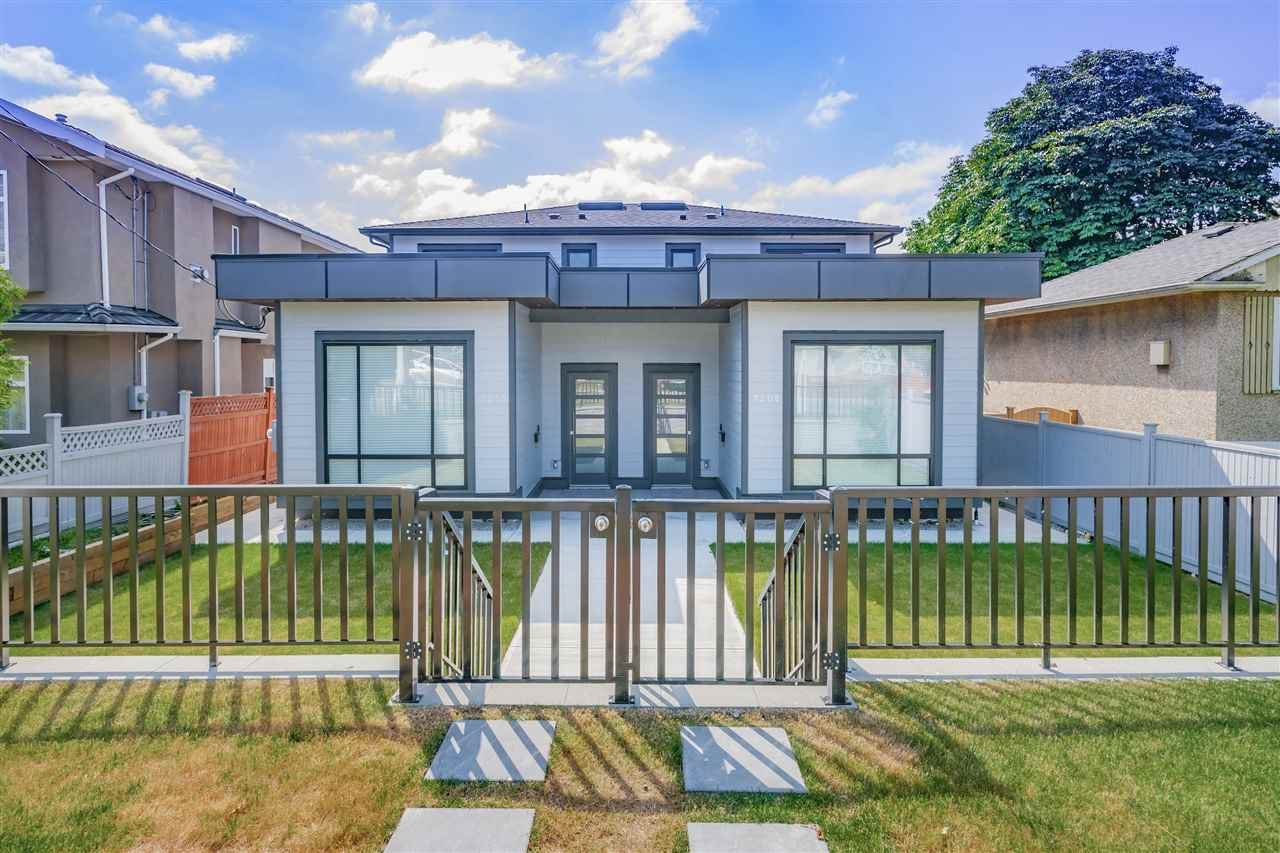 Main Photo: 7208 STRIDE Avenue in Burnaby: Edmonds BE House 1/2 Duplex for sale (Burnaby East)  : MLS®# R2383599