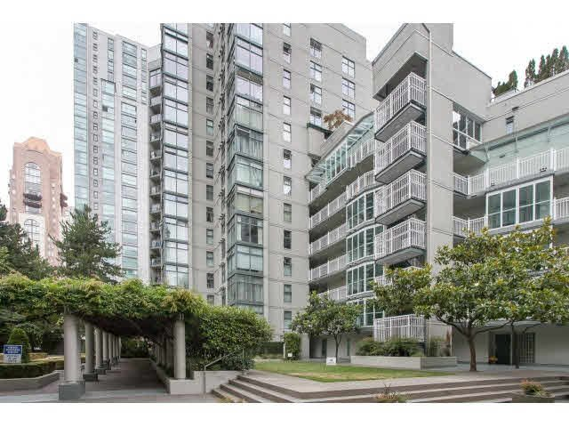 Main Photo: B802 1331 HOMER STREET in : Yaletown Condo for sale (Vancouver West)  : MLS®# V1137987