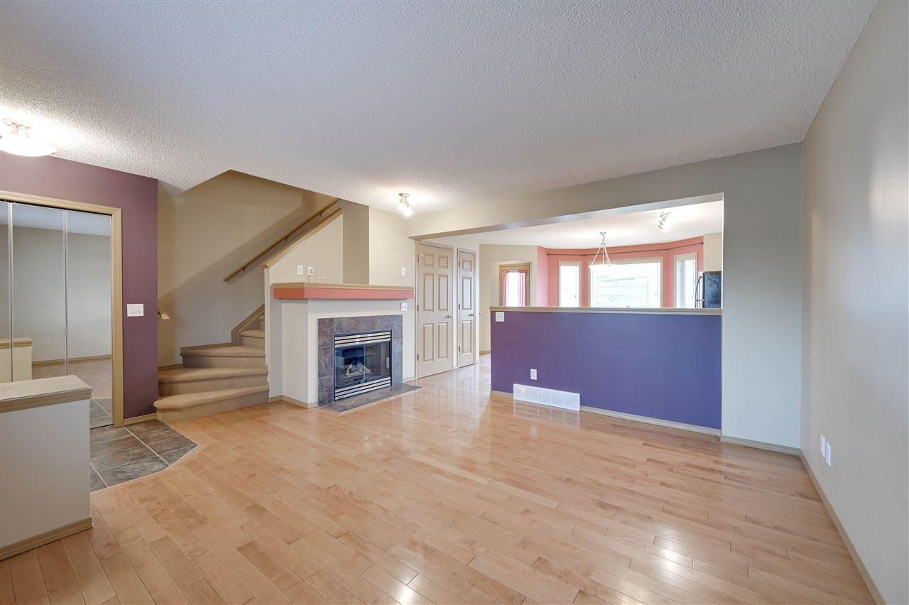 Main Photo: 20339 56 Avenue in Edmonton: Zone 58 House Half Duplex for sale : MLS®# E4177430