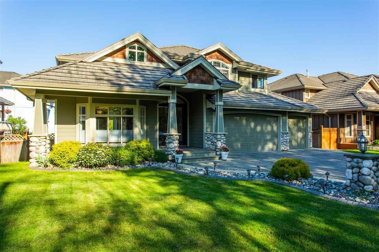 Main Photo: 11480 209 Street in Maple Ridge: Southwest Maple Ridge House for sale : MLS®# R2454885