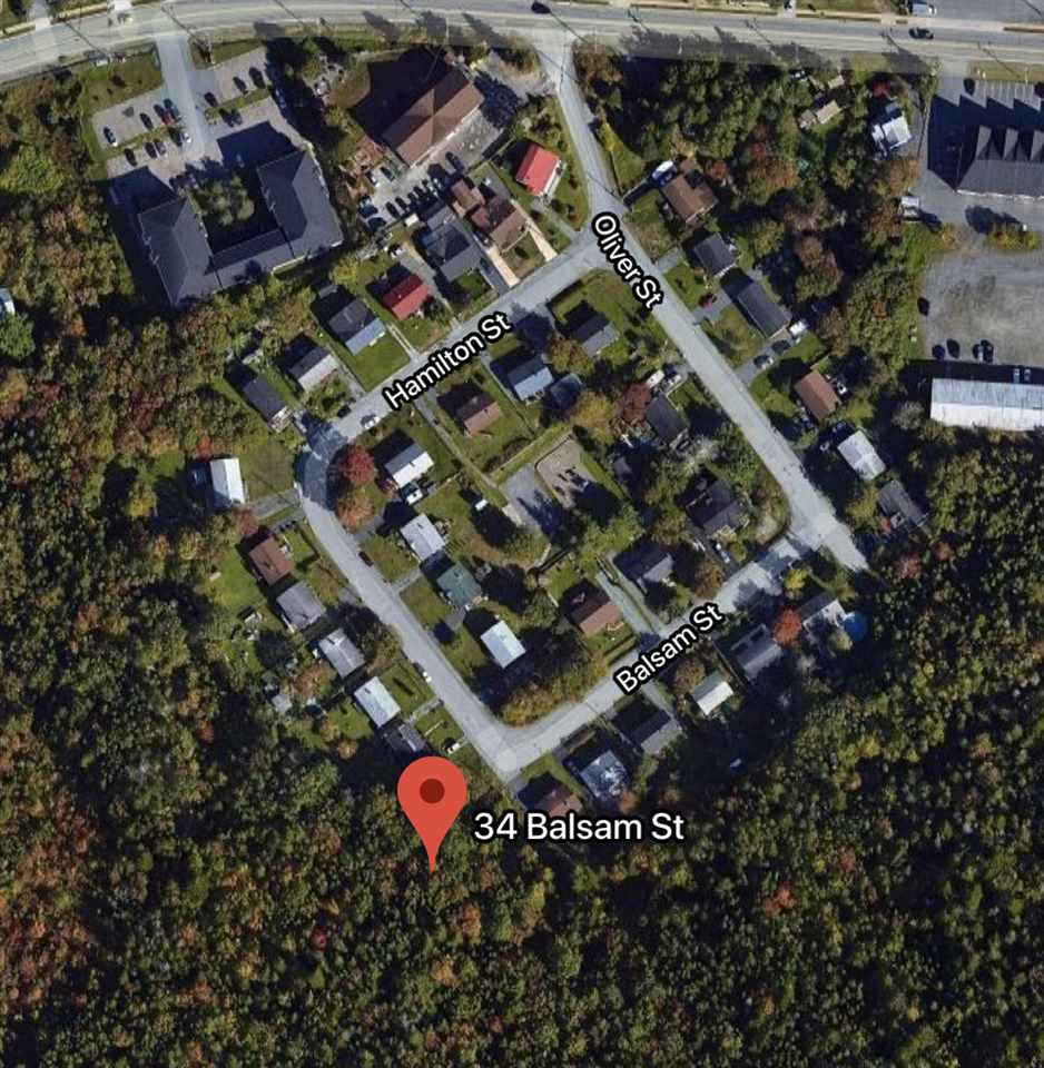 Main Photo: Lot 34 Balsam Street in Beechville: 40-Timberlea, Prospect, St. Margaret`S Bay Vacant Land for sale (Halifax-Dartmouth)  : MLS®# 202013356