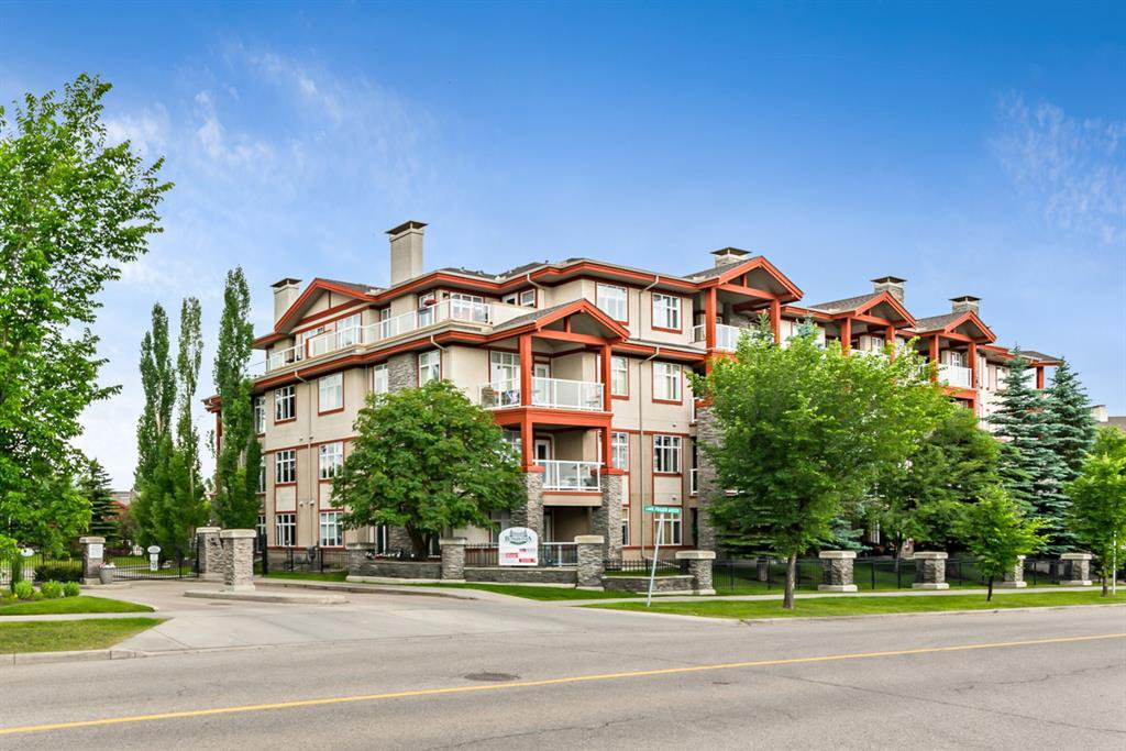 Main Photo: 1107 LAKE FRASER Green SE in Calgary: Lake Bonavista Apartment for sale : MLS®# A1014146