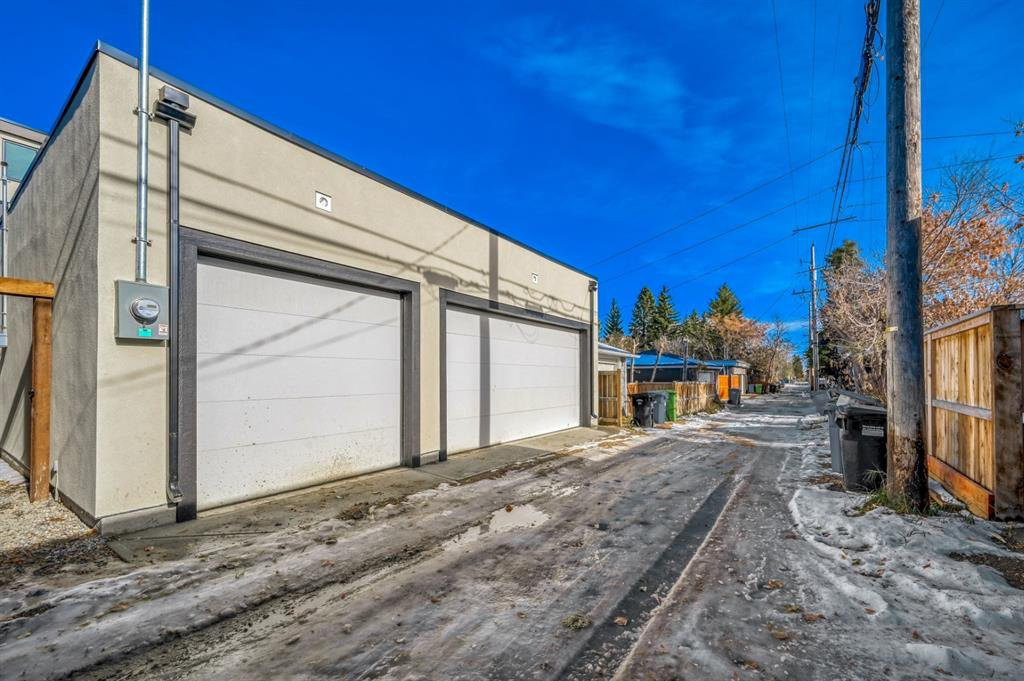 Photo 46: Photos: 827 25 Avenue NW in Calgary: Mount Pleasant Detached for sale : MLS®# A1045527