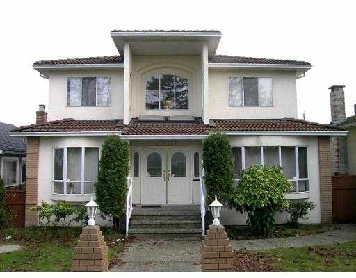 Main Photo: 5668 RHODES ST in Vancouver: Collingwood Vancouver East House for sale (Vancouver East)  : MLS®# V568128