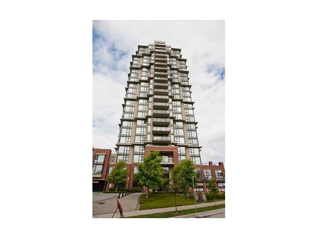 "Main Photo: 805 15 E ROYAL Avenue in New Westminster: Fraserview NW Condo for sale in ""VICTORIA HILLS"" : MLS®# V899818"