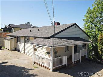 Main Photo: 518 Broadway Street in VICTORIA: SW Glanford Single Family Detached for sale (Saanich West)  : MLS®# 298647