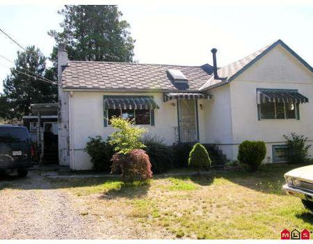 Main Photo: 10188 144TH STREET, SURREY, B.C. in Surrey: House for sale (Canada)  : MLS®# F2823645