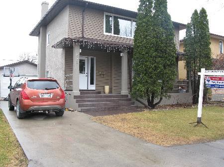 Main Photo: 645 LINDEN AVENUE: Residential for sale (East Kildonan)  : MLS®# 2907083