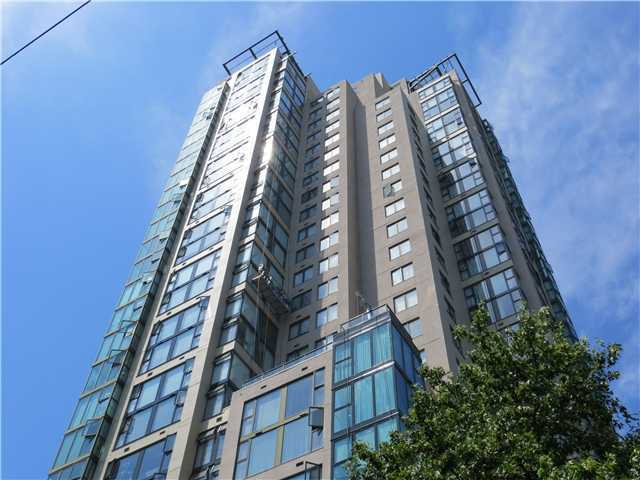 """Main Photo: # 806 1155 HOMER ST in Vancouver: Yaletown Condo for sale in """"City Crest"""" (Vancouver West)  : MLS®# V1035269"""