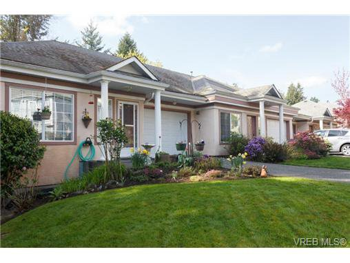 Main Photo: 4 14 Erskine Lane in VICTORIA: VR Hospital Townhouse for sale (View Royal)  : MLS®# 349301