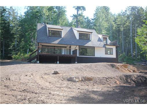 Main Photo: 2410 Carpenter Rd in SOOKE: Sk Kemp Lake House for sale (Sooke)  : MLS®# 706934