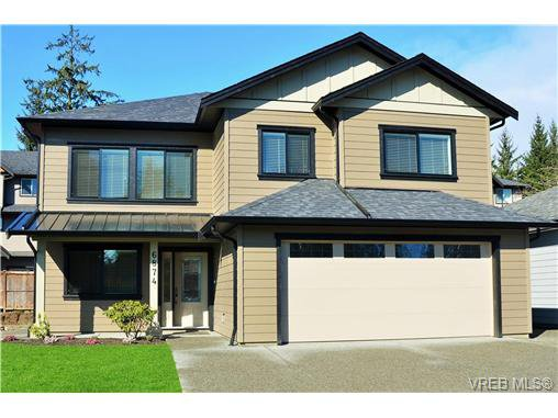 Main Photo: 6874 Laura's Lane in SOOKE: Sk Sooke Vill Core House for sale (Sooke)  : MLS®# 717958