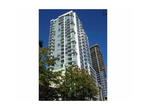 Main Photo: 1807 821 CAMBIE Street in Vancouver West: Downtown VW Home for sale ()  : MLS®# V861044