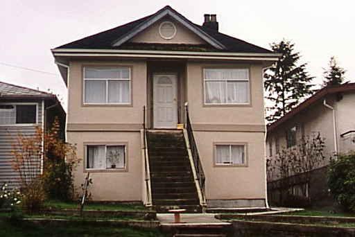 Main Photo: 2758 HORLEY STREET in : Collingwood VE House for sale : MLS®# V541359
