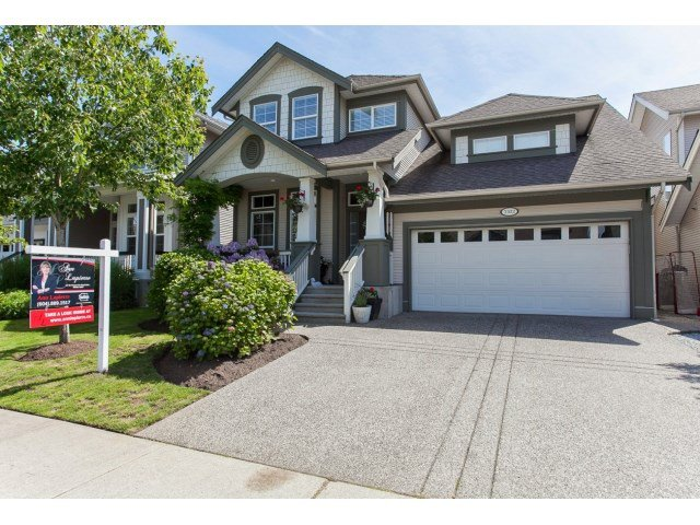 "Main Photo: 7322 200A Street in Langley: Willoughby Heights House for sale in ""JERICHO RIDGE"" : MLS®# R2073898"