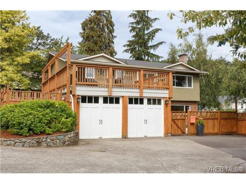 Main Photo: 4324 Ramsay Pl in VICTORIA: SE Mt Doug Single Family Detached for sale (Saanich East)  : MLS®# 737386